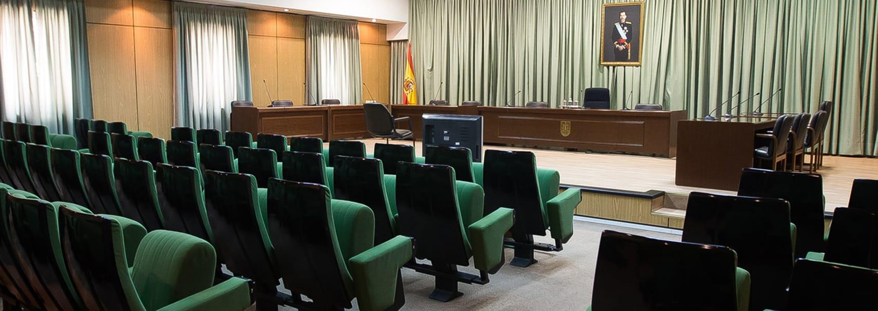 El tribunal supremo condena a tres militares y a un empresario por adjudicar contratos a cambio de comisiones